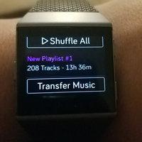Fitbit Ionic Fitness Tracker & Watch uploaded by Deborah K.