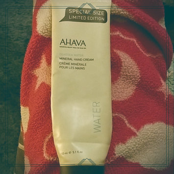 Photo of AHAVA Mineral Hand Cream uploaded by Amy M.