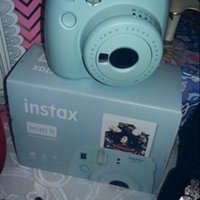 Fujifilm Instax Mini 9 Camera - Ice Blue by Fuji Film uploaded by Rose L.