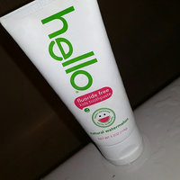 Hello Kids Fluoride Free Toothpaste Natural Watermelon uploaded by Brooke H.