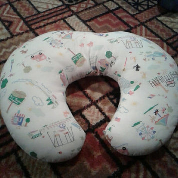 Photo of Boppy® Nursing Pillow and Positioner in Geo Circles Grey uploaded by Abbie Q.