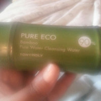 TONYMOLY Pure Eco Bamboo Pure Water Cleansing Water uploaded by Tammy F.