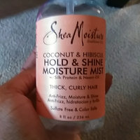 SheaMoisture Coconut & Hibiscus Hold & Shine Moisture Mist uploaded by Brittnie D.