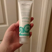 Acure Sensitive Facial Cleanser Argan Oil + Probiotic, Fragrance Free, 4 fl oz uploaded by Thia B.