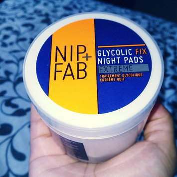 Photo of Nip + Fab Exfoliate Glycolic Fix Night Pads Extreme uploaded by Marie Carrel Z.