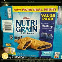 Kellogg's® Nutri-Grain® Soft Baked Blueberry Breakfast Bars uploaded by Shalee G.