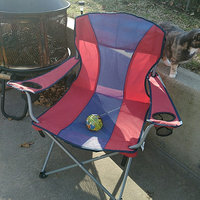 Zhejiang Sunshine Leisure Products Co., Ltd. Ozark Trail Kid Chair, Red uploaded by Shalee G.