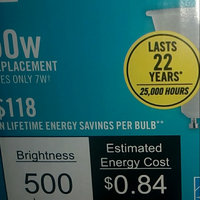 EcoSmart 100W Equivalent Soft White (2700K) Spiral CFL Light Bulb (4-Pack) uploaded by Ines G.