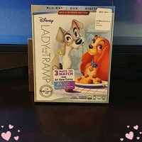 Lady & The Tramp-Signature Collection DVD uploaded by Joy H.