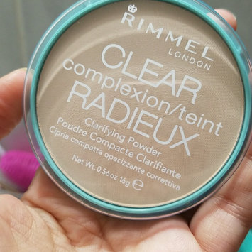 Photo of Rimmel London Clear Complexion Anti Shine Powder uploaded by Amal E.