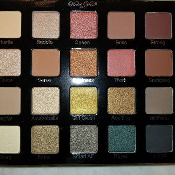 Photo of Violet Voss Like A Boss - PRO Eyeshadow Palette uploaded by Kelly M.