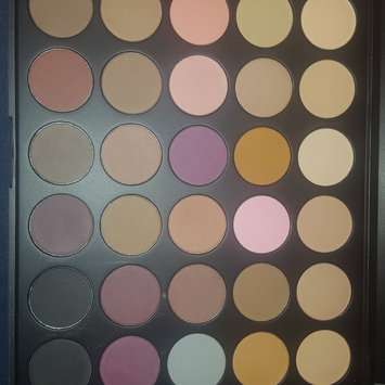 Photo of Morphe 35N - 35 Color Matte Eyeshadow Palette uploaded by Kerry D.