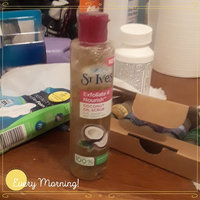 St. Ives Exfoliate & Nourish Coconut Oil Scrub uploaded by Vantrice T.
