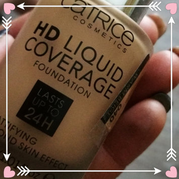 Photo of Catrice HD Liquid Coverage Foundation uploaded by Katrīna m.