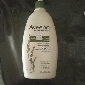 Photo of Aveeno® Daily Moisturizing Lotion uploaded by Khadija A.