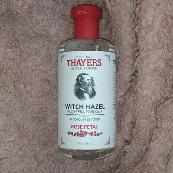 Photo of Thayers Alcohol-Free Rose Petal Witch Hazel Toner uploaded by Leslie R.