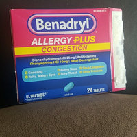 BENADRYL® Allergy ULTRATAB® Tablets uploaded by Kerl C.