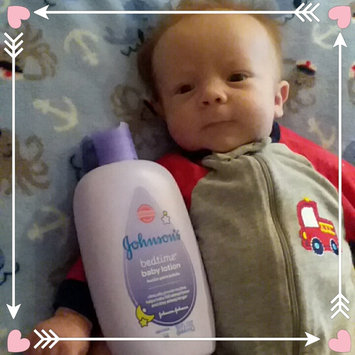Photo of Johnson's® BedTime baby lotion uploaded by Samantha C.