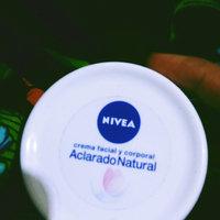NIVEA Body Natural Tone Face & Body Creme uploaded by Noelia S.