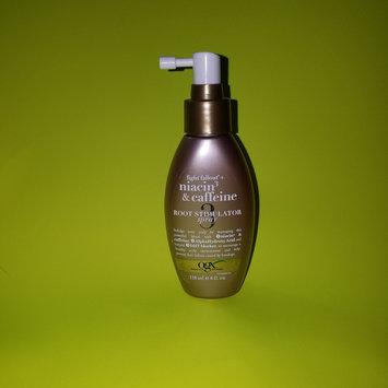 Photo of OGX® Niacin3 & Caffeine Root Stimulator Spray uploaded by D M.