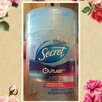 Secret® Outlast XTEND Protecting Powder Clear Gel Deodorant uploaded by Rose F.