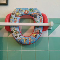 Mickey Let's Ride Soft Potty Seat uploaded by Shalee G.