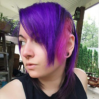 Special Effects SFX Hair Color Hair Dye Pimpin Purple [] uploaded by Ally C.