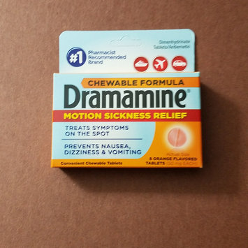 Photo of Dramamine® Chewable uploaded by D M.
