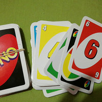 Mattel UNO Card Game uploaded by Salome M.
