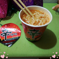 Nongshim Spicy Shin Ramen Cup uploaded by Salome M.