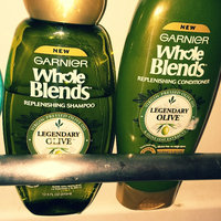 Garnier Whole Blends™ Replenishing Shampoo with Virgin Pressed Olive Oil & Olive Leaf Extracts uploaded by Laura V.