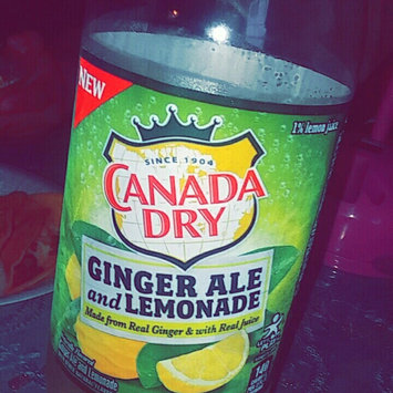 Photo of Canada Dry® Ginger Ale And Lemonade uploaded by Laura V.