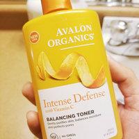 Avalon Organics Intense Defense With Vitamin C Balancing Toner uploaded by delina t.