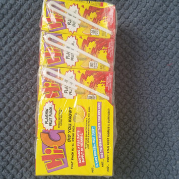 Photo of Hi-C Fruit Juice Boxes Flashin' Fruit Punch - 10 CT uploaded by Mary O.