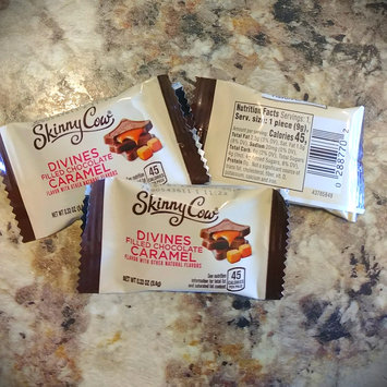 Photo of Skinny Cow Divine Caramel Filled Chocolates uploaded by Lindsay W.