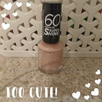 Rimmel London 60 Seconds Super Shine Nail Polish uploaded by May O.