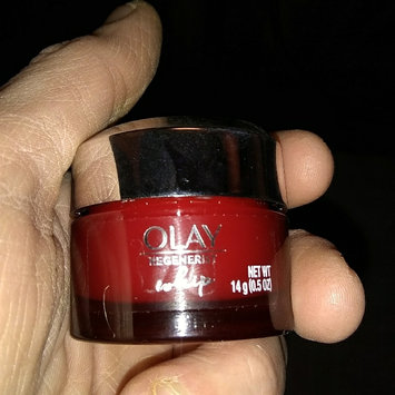 Photo of Olay Regenerist Micro-Sculpting Cream Face Moisturizer uploaded by Felicia N.