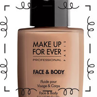 MAKE UP FOR EVER Face & Body Liquid Make Up uploaded by mero B.