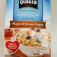 Quaker® Instant Oatmeal Cups Maple & Brown Sugar uploaded by Erica C.