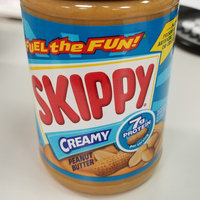 Skippy Creamy Peanut Butter uploaded by Erica C.