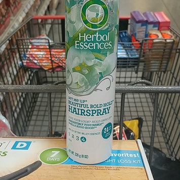Photo uploaded to Herbal Essences Set Me Up Beautiful Bold Hold Hairspray by Debby P.
