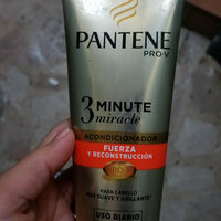 Pantene Pro-V 3 Minute Miracle Repair & Protect Deep Conditioner uploaded by Marcela R.