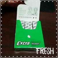 Extra Spearmint Sugar-Free Gum uploaded by Shanna C.