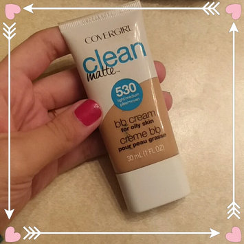 Photo of COVERGIRL Clean Matte BB Cream uploaded by Conny A.