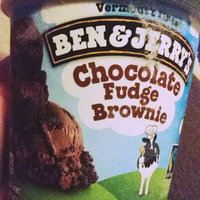 Ben & Jerry's® Ice Cream Chocolate Fudge Brownie uploaded by Nadja G.