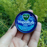 Vicks VapoRub Topical Ointment uploaded by Daniela V.