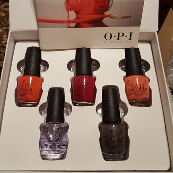 Photo of OPI Nail Lacquer uploaded by Donna M.