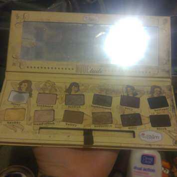 Photo of The Balm Nude'tude Palette uploaded by mickey G.