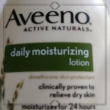 Photo of Aveeno® Daily Moisturizing Lotion uploaded by nichol C.
