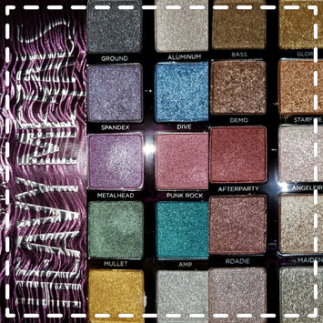 Photo of Urban Decay Heavy Metals Metallic Eyeshadow Palette uploaded by Rachael D.